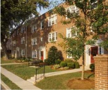 Chevy Chase MD rental home