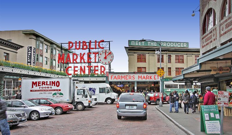 Neighborhood public market center 703dbbba