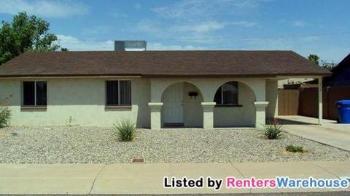 Phoenix AZ house for rent