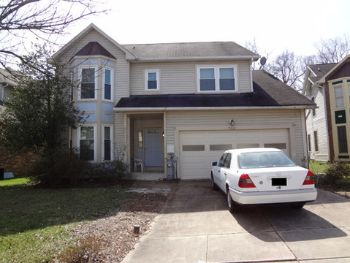 9343 Creekview Dr Laurel MD Home for Lease