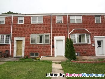 905 Circle Dr Baltimore MD Home Rental