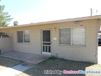 3445 N 36th St Unit 41 Phoenix AZ Apartment for Rent
