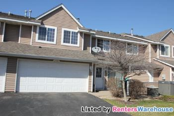 Townhouse for Rent in Champlin