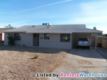 853 W Monterey St Chandler AZ Rental House