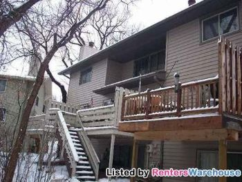 1639 N Brenner Pass Fridley MN  Rental Home