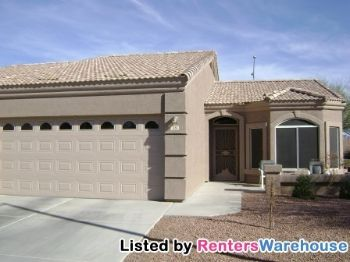 2101 S Yellow Wood Unit 18 Mesa AZ House Rental