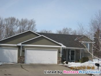 110 Obrien Pkwy Belle Plaine MN Rental House