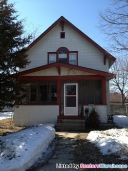 213 15th Ave S Saint Cloud MN  Rental Home