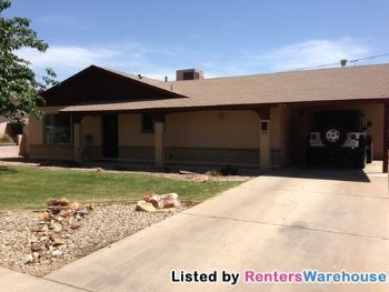 1529 W 7th Dr Mesa AZ Home Rental