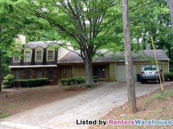 5178 Twin Hickory Ct Stone Mountain GA Home for Rent