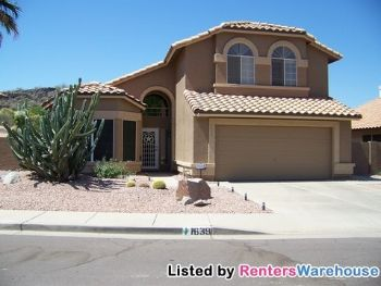 1639 W Acoma Dr Phoenix AZ Apartment for Rent