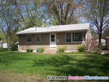 7200 Cartisian Ave Brooklyn Park MN Rental House