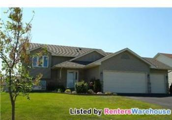3640 Savannah Ave Monticello MN Home for Lease