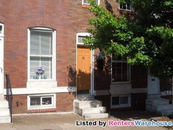 512 S Curley St Baltimore MD Rental House