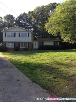 3123 June Apple Dr Decatur GA Home for Rent
