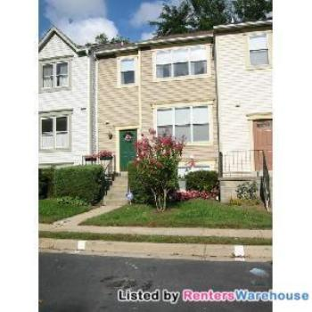 22 Kinsman View Cir Silver Spring MD Home for Lease