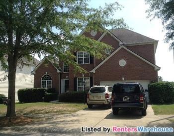 7276 Thoreau Cir Atlanta GA House Rental