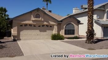3866 W Whitten St Chandler AZ House Rental