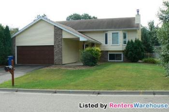 5533 W 131st St Savage MN Home Rental