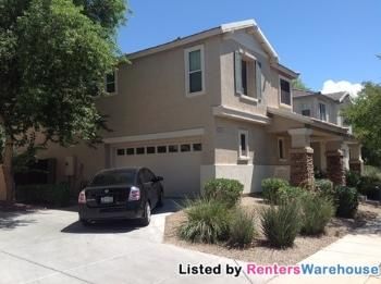 Gilbert AZ rental house