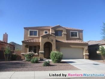 2316 E Dry Wood Rd Phoenix AZ Home Rental