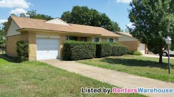 509 Rorary Dr Richardson TX Home for Lease