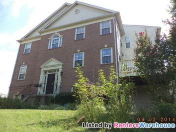 10791 Folkestone Way Woodstock MD Home Rental