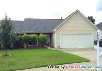 805 Lorraine Ln Stockbridge GA  Rental Home