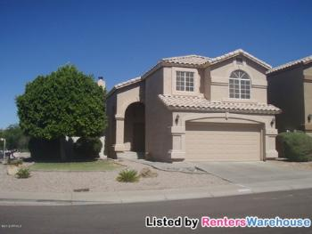15262 S 14th Pl Phoenix AZ House Rental
