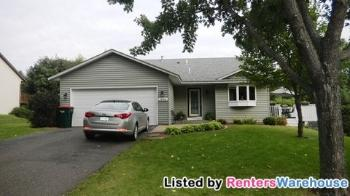 14156 Upper 54th St N Oak Park Heights MN Home for Rent