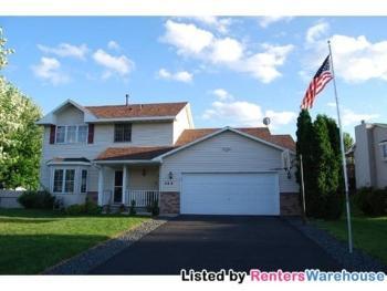 484 Thomas Ave Shakopee MN  Rental Home