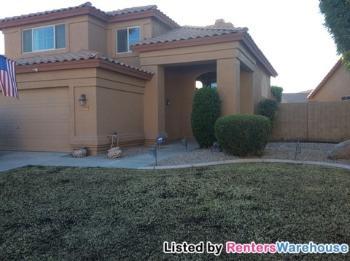 17128 N Woodrose Ave Surprise AZ House for Rent