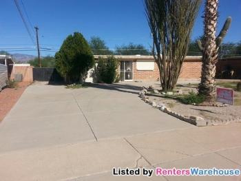 6215 E Sunny Dr Tucson AZ Home for Rent