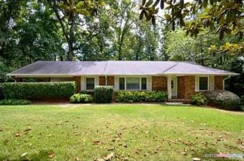 4365 Peachtree Dunwoody Rd Ne Atlanta GA Rental House