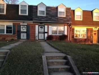 7245 Sindall Rd Baltimore MD Home Rental
