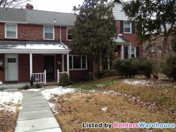 953 North Hill Rd Baltimore MD Home Rental