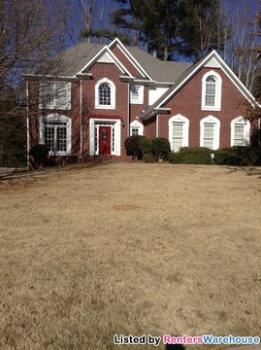 2518 Meadowmist Pl Se Conyers GA Home for Rent