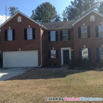 827 Sinclair Way Jonesboro GA House Rental