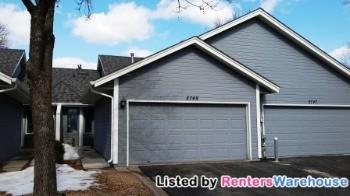 2745 River Hills Dr S Burnsville MN  Rental Home