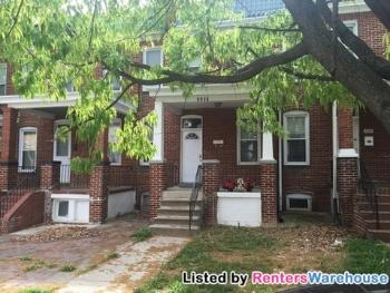 5214 Ivanhoe Ave Baltimore MD House Rental