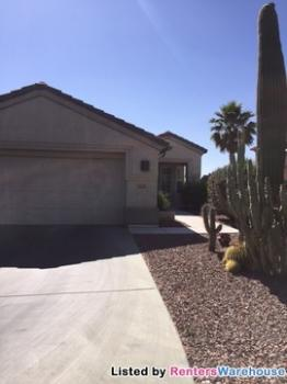 5372 W Tearblanket Dr Tucson AZ  Rental Home