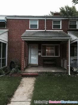 1943 Stanhope Rd Baltimore MD Home for Rent