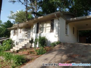 2634 Rockcliff Rd Se Atlanta GA Apartment for Rent