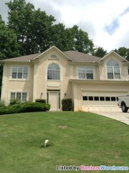 6964 Dockbridge Way Stone Mountain GA Home Rental