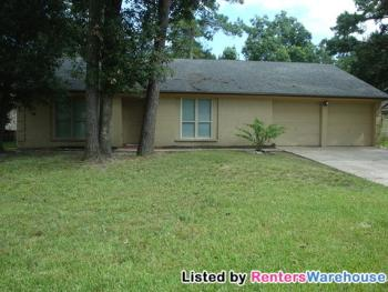 4906 Monteith Dr Spring TX Rental House