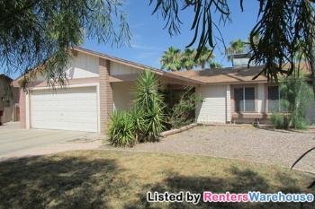 7413 W Sunnyslope Ln Peoria AZ House Rental