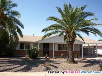 10037 W Cumberland Dr Sun City AZ House Rental