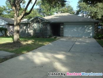 5022 Edgegate Dr Spring TX Home for Rent