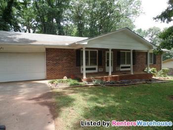 4841 Huntlea Ct Decatur GA Home for Rent