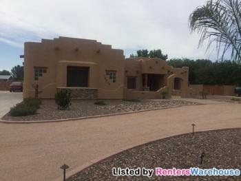 15512 E Via Del Rancho Gilbert AZ Rental House